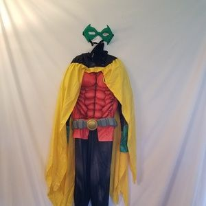 Robin Halloween costume size medium 8 10